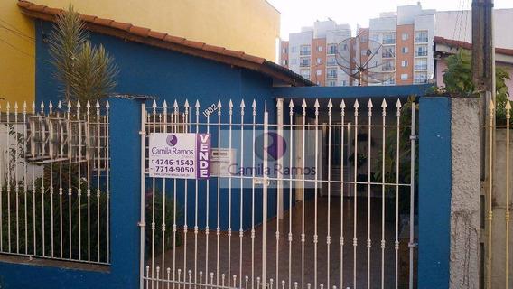 Casa Residencial À Venda, Centro, Suzano. - Ca0168
