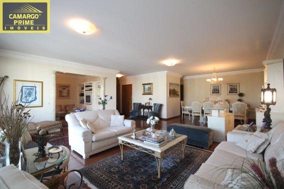 Apartamento 03 Suítes, Terraço, 03 Vagas, Closet, Armários, 03 Salas! - Eb80673
