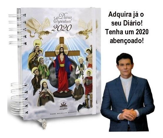 Diário Espiritual 2020 - Pe. Reginaldo Manzotti