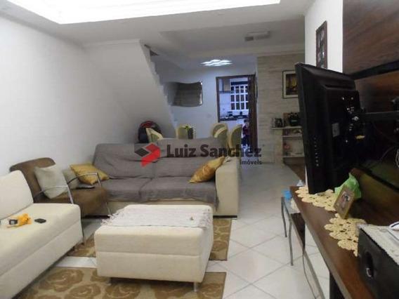 Lindo Sobrado Em Condomínio.....117m² - Ml11800