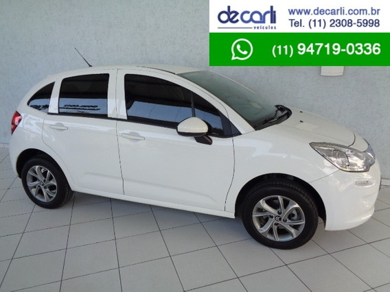 Citroën C3 1.2 Attraction (flex) Branco - 2017/2017
