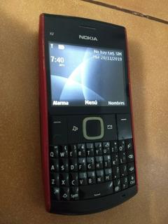 Celular Nokia X2 01 Usado