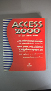 Access 2000 - Carlos Boqué - Gyr