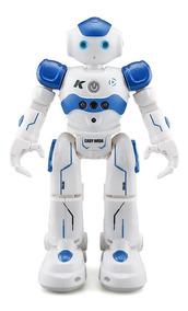 Robô Brinquedo Eletrônico Com Controle Remoto