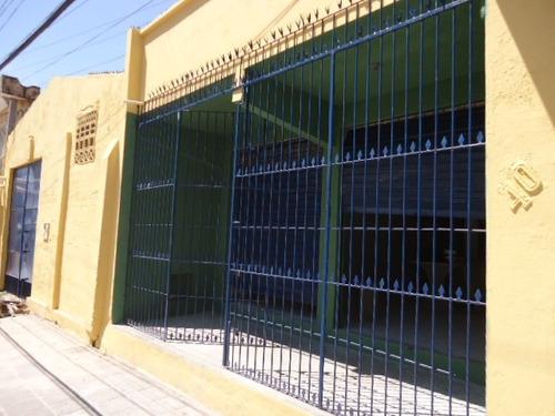 Prédio Comercial Para Alugar Na Cidade De Fortaleza-ce - L5136