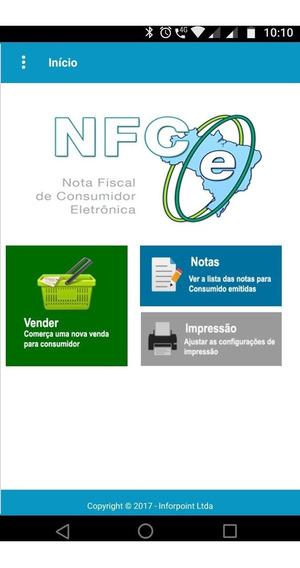 Nfce Androind Servidor Restdataware E Codigo Fonte Em Delphi