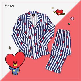 Bts/bt21 Pijama Tata, + Envío Gratis