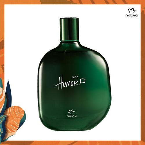 Perfume Hombre Paz Y Humor Natura Original Nuevo  75 Ml