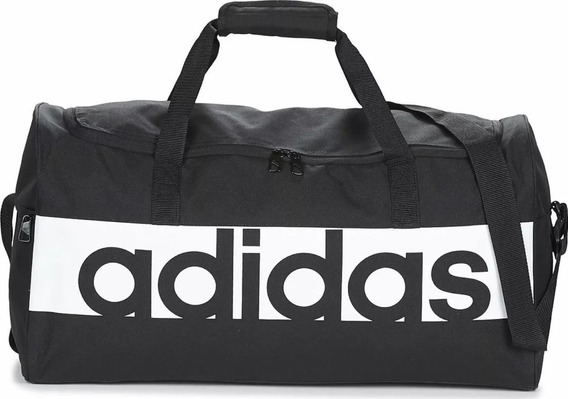 Mochila Maleta Linear adidas Performance Team Bag Gym Viaje