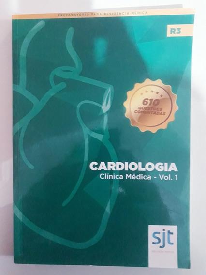 Livro: Cardiologia - Clinica Médica Vol 1 - 610 Questões