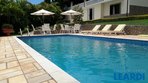 Imagem 1 de 15 de Casa Em Condomínio - Clube De Campo Valinhos - Sp - 635444