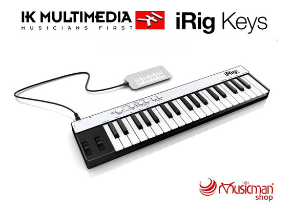 Irig Keys 37 Ik Multimedia