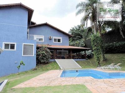 Casa Residencial À Venda, Recanto Inpla, Granja Viana. - Ca0401