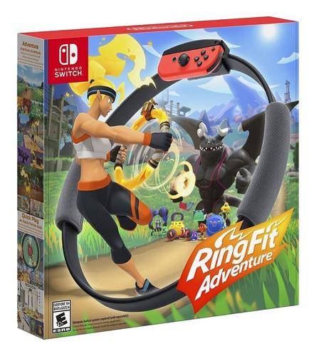 Imagen 1 de 4 de Ring Fit Adventures  Standard Edition Nintendo Switch Físico