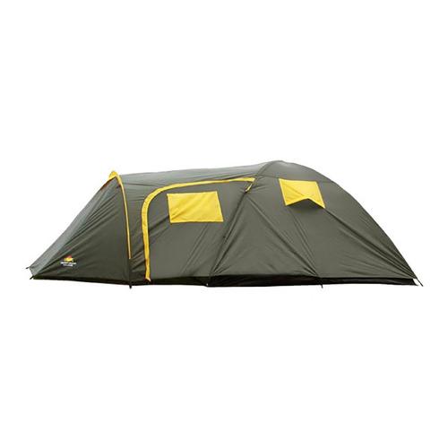 Imagem 1 de 6 de Barraca Camping Zeus 5p - Guepardo + Nf + Garantia - Pd