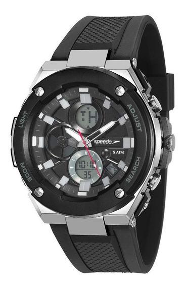 Relógio Speedo Masculino Sport Digital 81189g0evnp1