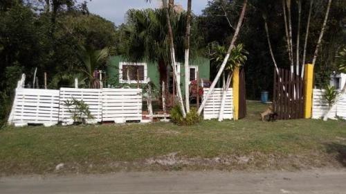 Mini Chácara Com 3 Dormitórios Em Itanhaém/sp 6999-pc