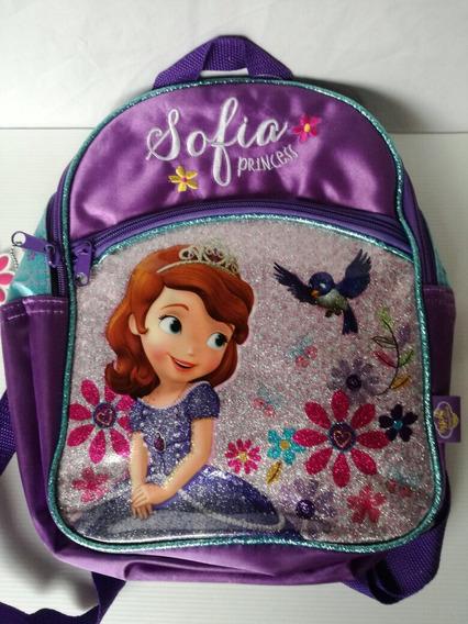 Mochila Espalda 12 Princesa Sofía Duendesyprincesas