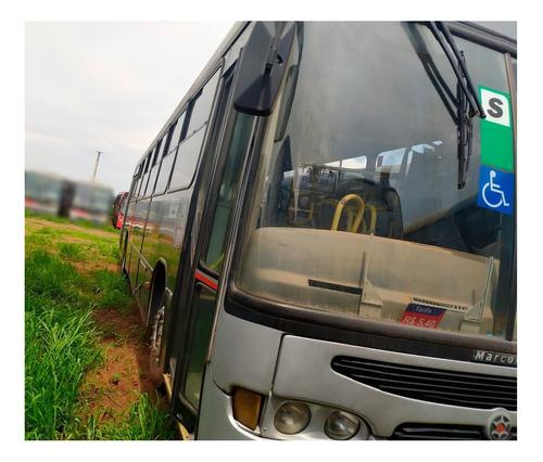 Onibus Mb Viale (urbano/busscar/comil/caio)