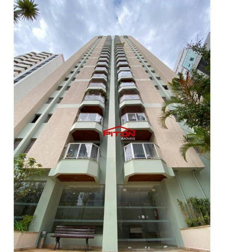 Apartamento À Venda, 75 M² Por R$ 650.000,00 - Tatuapé - São Paulo/sp - Ap2327