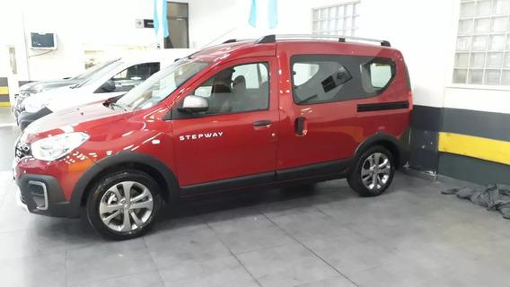 Renault Kangoo Ii Zen 1.6 //permuta/ Entrega Inm/financ (mb)