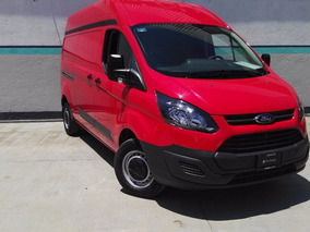 Ford Transit Van Larga Diesel ( N3b ) Mod. 2017