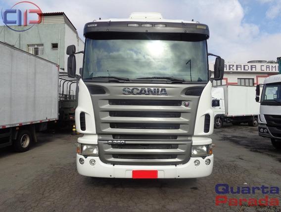 Scania G 380 6x2 Cavalo Mecânico Truck 2009