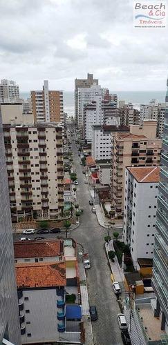 Imagem 1 de 30 de Apartamento 3 Dorms, Ocian, Praia Grande - R$ 460 Mil, Ap00696 - Vap00696