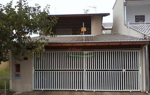 Imagem 1 de 11 de Casa Com 3 Dormitórios À Venda, 120 M² Por R$ 316.000 - Residencial Santa Paula - Jacareí/sp - Ca5671