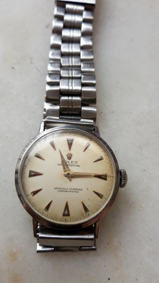 Rolex Oyster Perpetual A Corda Anos 50