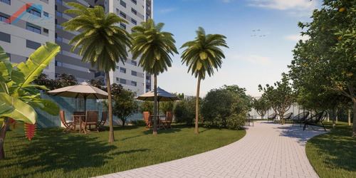 Apartamento A Venda No Bairro Parque Campolim Em Sorocaba - - Ap 207-1