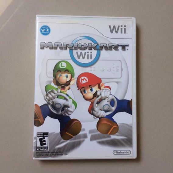 Game / Jogo Mario Kart Wii