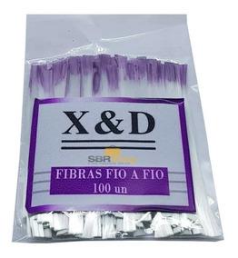 Fibra De Vidro Fio A Fio Com 100 Unidades X&d Oferta