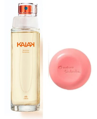 Perfume Kaiak Femenino Natura 100ml + Obsequio