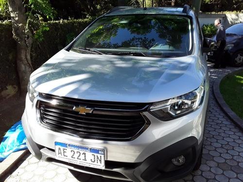 Chevrolet Spin 2020 1.8 Activ7 Ltz 5as At 105cv