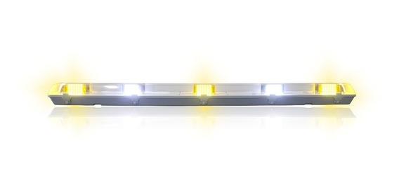 Giroflex Led 127 Cm 5 Módulos Alta Potência Caminhão Guincho