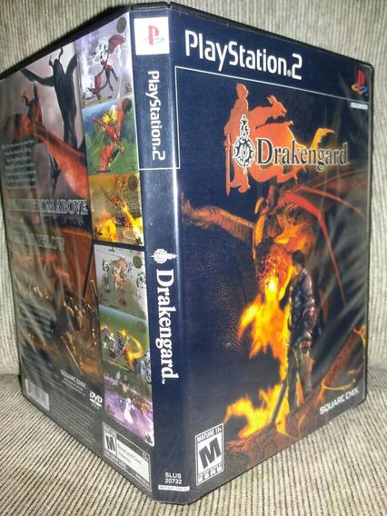 Ps2 Drakengard Para Playstation 2 - Patch