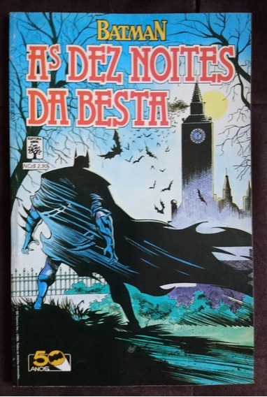Batman- As Dez Noites Da Besta