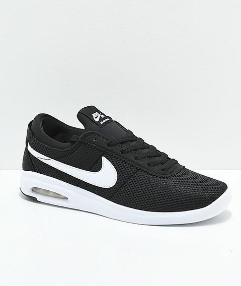 Nike Urbanas Sb Air Max Bruin Vpr Txt Mesh Talles Limitados