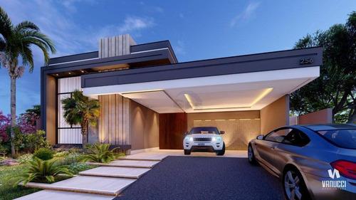 Imagem 1 de 11 de Casa Com 4 Dormitórios À Venda, 250 M² Por R$ 2.150.000,00 - Jardim Residencial Santa Clara - Indaiatuba/sp - Ca11681