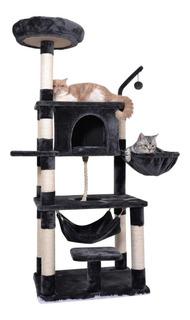 Árbol De Escalar Casa De Gato