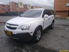 Chevrolet Captiva Fe At 2400cc Aa 4x2 Ct