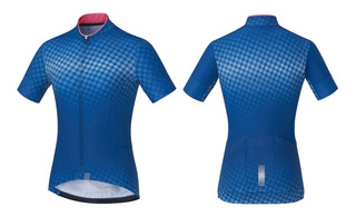 Remera Jersey Ciclismo Shimano Sumire Mujer - Ciclos
