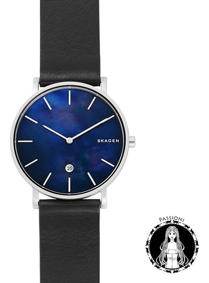 Relógio Skagen Skw6471/0pn C/ Nf E Garantia O