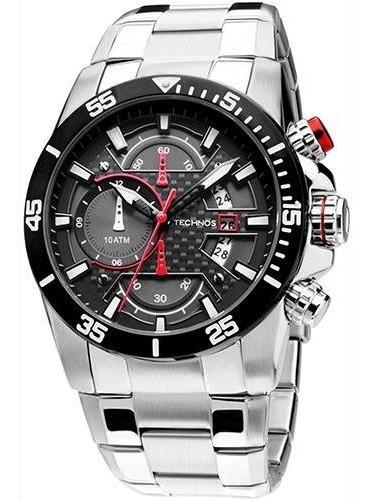 Relógio Masculino Technos Performance Os10er/1r - Os10er