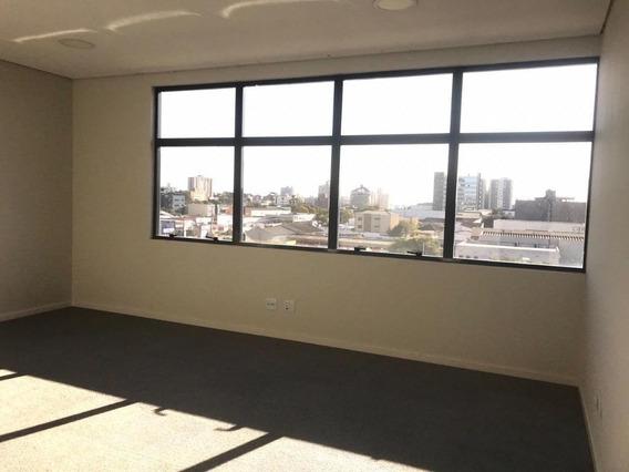 Sala Para Alugar, 36 M² Por R$ 1.450,00/mês - Centro - São José Dos Pinhais/pr - Sa0013