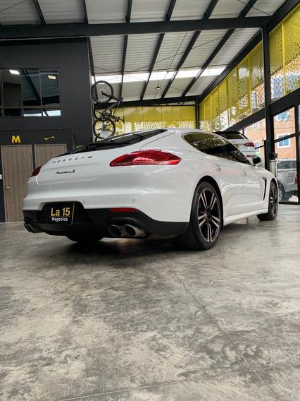 Porsche Panamera S 2014 Con 12 Mil Km