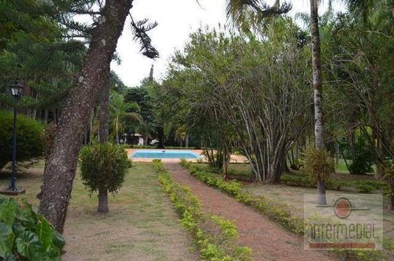 Chácara Residencial À Venda, Morro Vermelho, Laranjal Paulista. - Ch0473