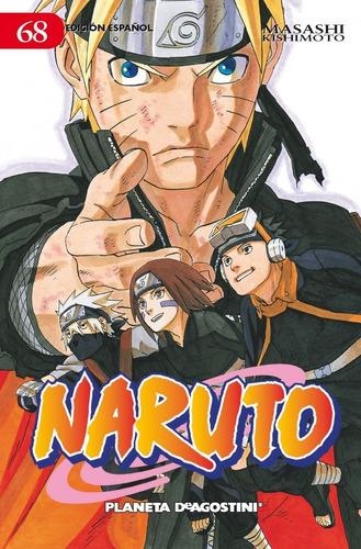 Naruto Versión Comic Español Formato Pdf 68 Capitulos