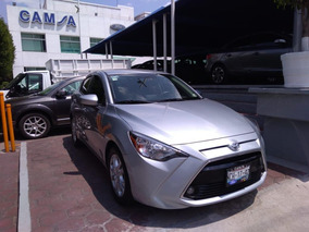Toyota Yaris 4p Sedán R Xle L4/1.5l Aut